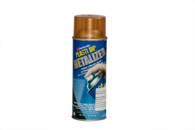 Performix Plasti Dip Multi Purpose Rubber Coating Copper Metalizer Spray Paint 325 ml