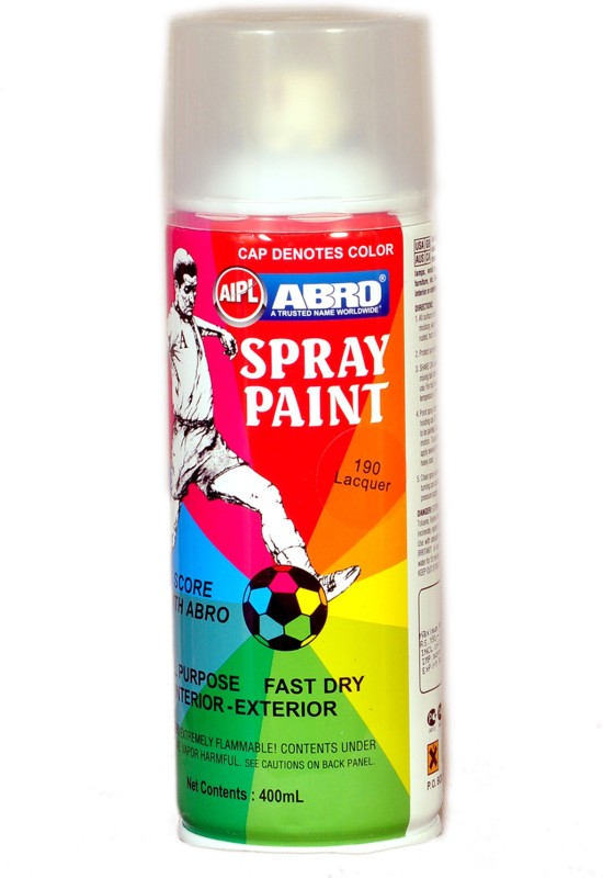 Abro Premium Lacquer Spray Paint 400 ml(Pack of 1)
