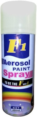 F1 White Spray Paint 450 ml