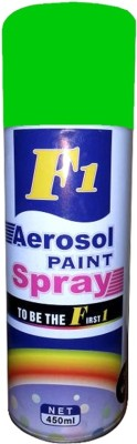 f1 green Spray Paint 450 ml