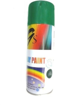 GS GREEN LEAVES Spray Paint 400 ml(Pack of 1)