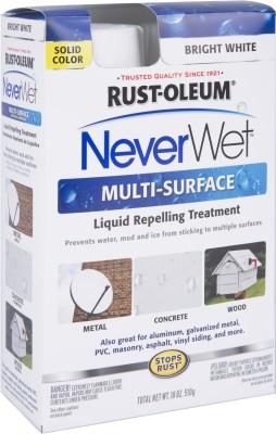 Rust-Oleum NeverWet Bright White Spray Paint 510 ml