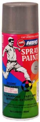 Abro SILVER Spray Paint 400 ml