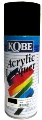 KOBE Black Spray Paint 400 ml