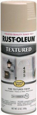 Rust-Oleum Stops-Rust Sand Stone Spray Paint 340 ml