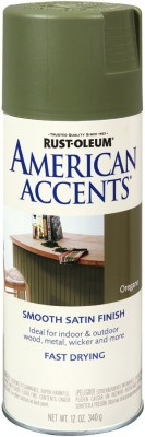 Rust-Oleum American Accents Oregano Spray Paint 340 ml