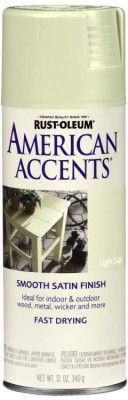 Rust-Oleum American Accents Light Sage Spray Paint 340 ml