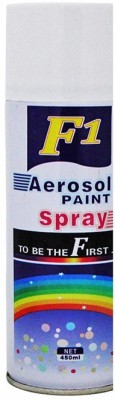 F1 WHITE Spray Paint 400 ml