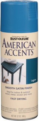 Rust-Oleum American Accents Lagoon Spray Paint 340 ml