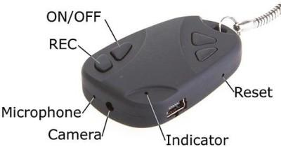 Riffage SC-05 Key Ring Spy...