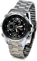 mania electro INBUILT 4GB SC-7 spy watch Spy Camera(2 MP)