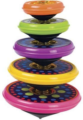 Toysmith Games Super Stacking Tops Novelty