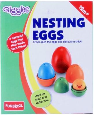 Funskool Giggles Nesting Eggs