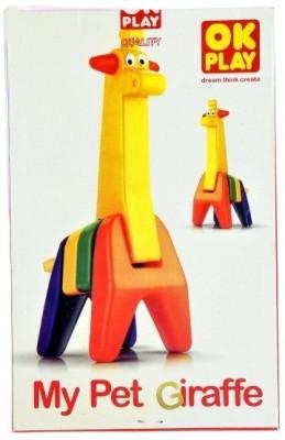 OK Play My Pet Giraffe