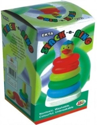 Ekta Stack A Ring Junior Preschool Game