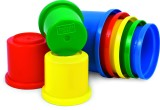Anindita Toys Stacking Cups (Multicolour...