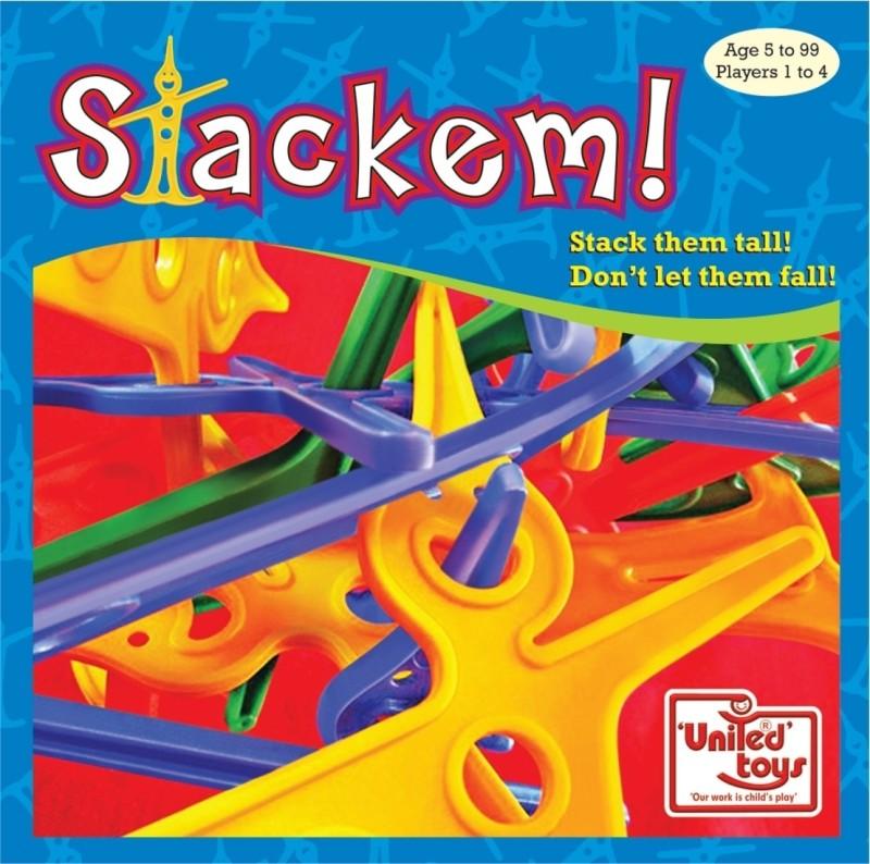 United Toys Stackem