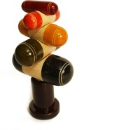 Aatike Tree Stacker(Red, Cream, Orange, Yellow, Black, Green)