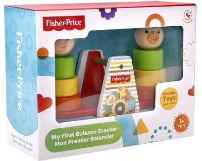 Fisher-Price Balance Stacker(Multicolor)