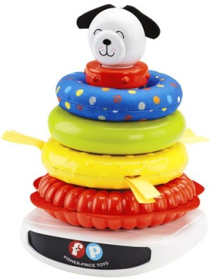 Fisher Price Roly-Poly Rock-a-Stack