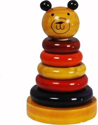 MNC Ring Set(Teddy Bear)