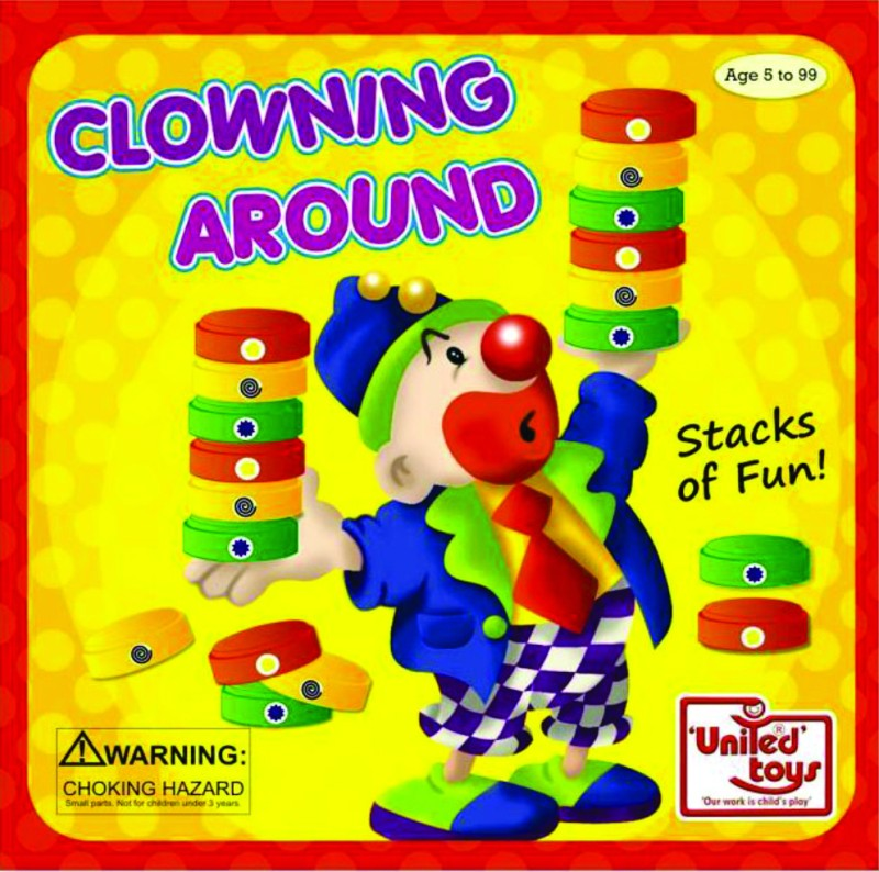 United Toys Clowning Around