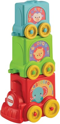 Fisher-Price Stack and Roll Choo Choo