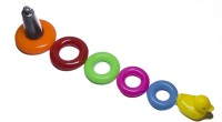 Tiny Tickle Premium Multicolor Small Stacking Toys for Kids.(Multicolor)