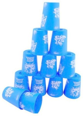 Stylezit YJ Speed Flying Stacking Rapid Cups - Blue
