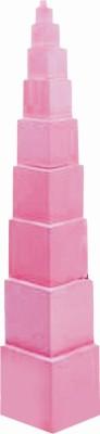 Kinder Creative Pink Tower