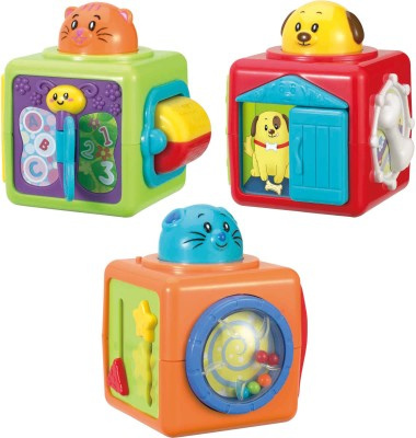 Winfun Stack,n Play Activity Blocks