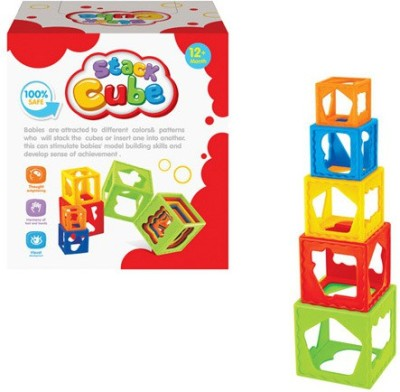 Stack Cube Play Learn Fun - SL83508