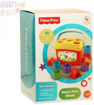 Fisher-Price Babys First Blocks