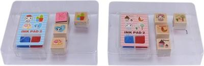 Saamarth Impex NA 6000 Impressions Plastic Stamp Pad