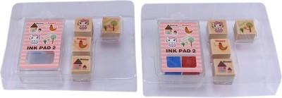 Saamarth Impex NA 5000 Impressions Plastic Mini Stamp