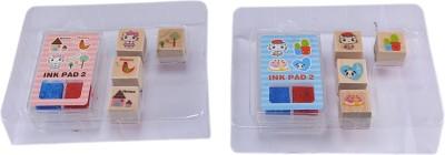 Saamarth Impex NA 5000 Impressions Plastic Stamp Pad