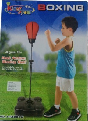 kingsport real action boxing set Boxing Bag Stand