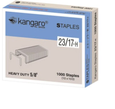 Kangaro 23 Series No. 23/17-H Stapler Pins