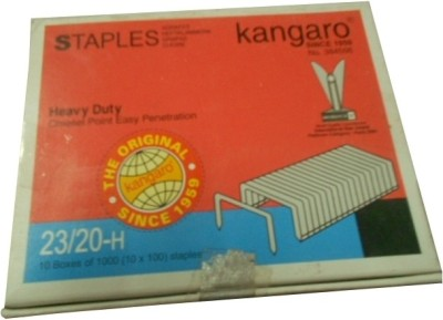 Kangaro 23 Series No. 23/20-H Stapler Pins