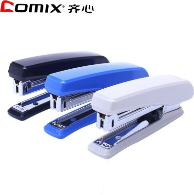 Comix Office Manual 23-6-H Metal Stick Stapler with 10 box pins