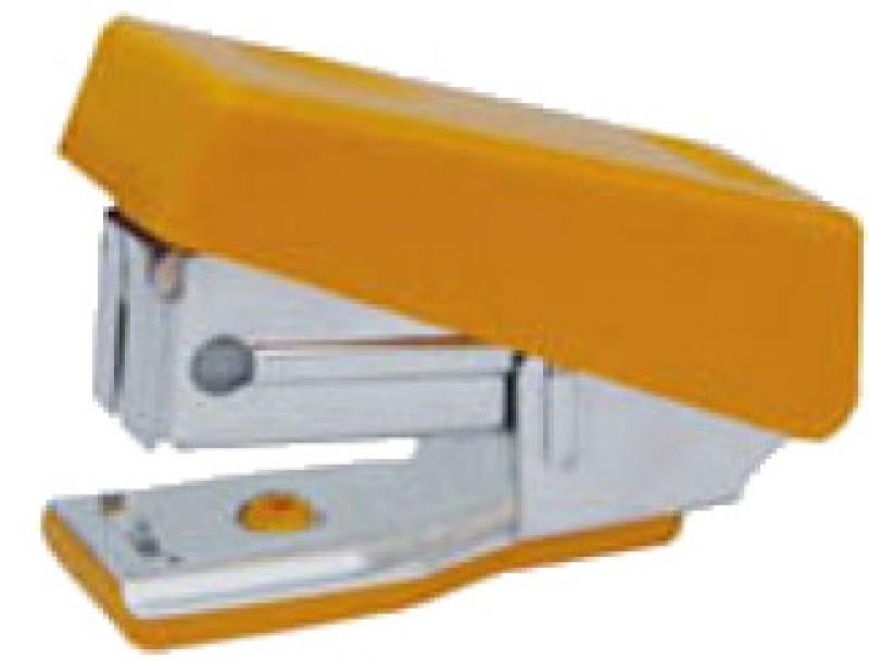 Kangaro Manual Staplers(Set of 3, Yellow)