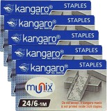 kangaro Manual 24-6-1M Manual Stapler Pi...
