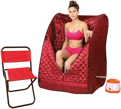 Pushcart ss-16-14 Portable Steam Sauna Bath(Multicolor)