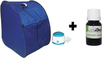 3Tmedia 3TM-212 Portable Steam Sauna Bath(Blue)