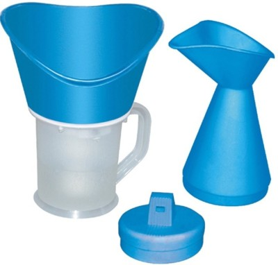 Grind Sapphire Plastic Steamer(1 L)