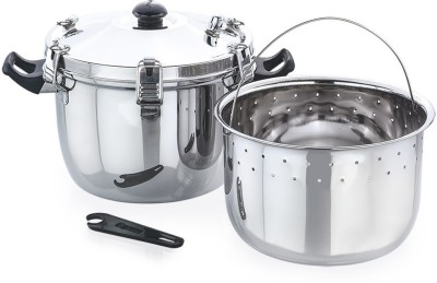 Expresso Rice Cooker Stainless Steel Steamer(0.5 L)