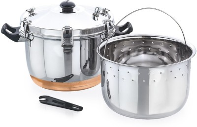 Expresso Rice Cooker Stainless Steel Steamer(0.75 L)