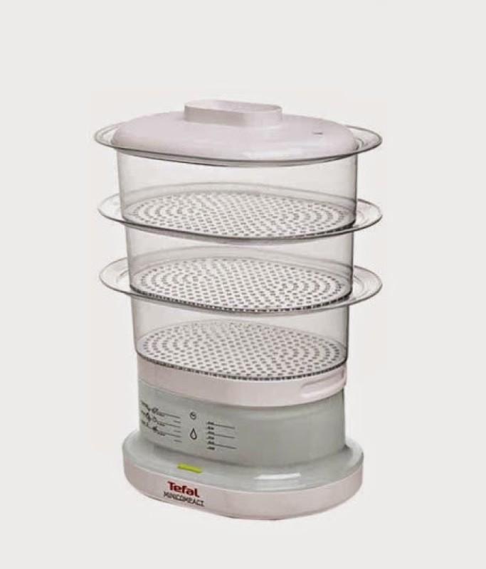 Tefal Mini Compact Plastic Steamer(7 L)