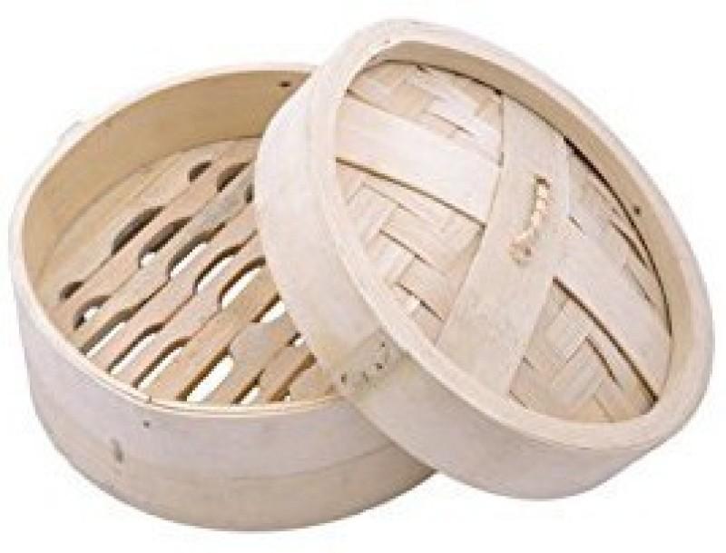 THW Dimsum Basket -Diameter: 22.5 Cm Bamboo Steamer(4 L)