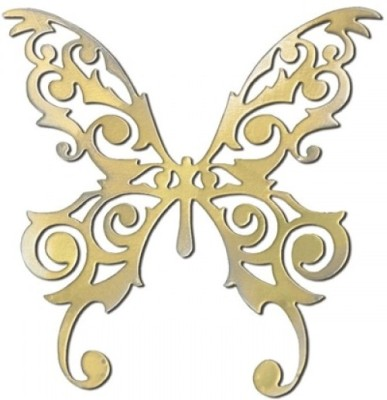 SIZZIX Thinlits Die - Magical Butterfly 660097 Decorative Stencil